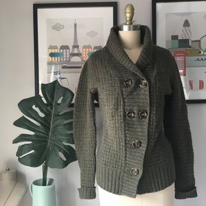 United Colors of Benetton•Chunky Cardigan